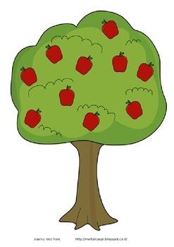 """משחק """"עץ תפוחים"""" בשפה רב תכליתי"""