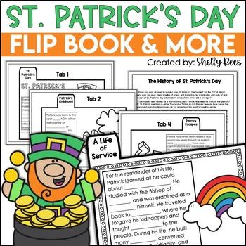 St. Patrick's Day Flip Book