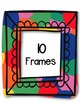 Frames Big Dots Clipart ~ Commercial Use OK