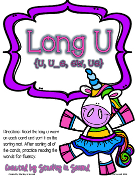 {$1 Deal} Long U Unicorn Sort  with Quick Check