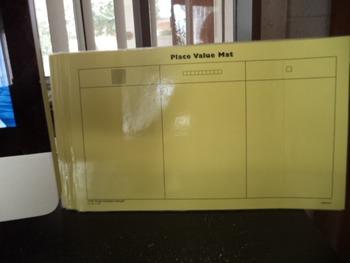 ( 18 )    PLACE VALUE MATS