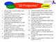 """""""20 Preguntas"""" Spanish Game"""