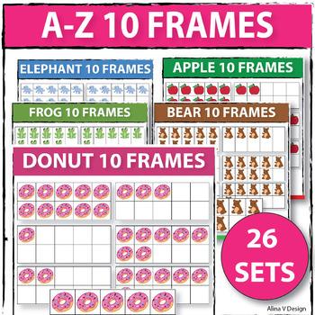 A-Z 10 Frames