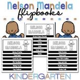 Nelson Mandela NO CUT Flipbooks Bundle