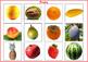 Fruits Matching File Folders