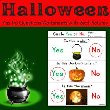 #dealsinoctober Yes/No Questions -Halloween
