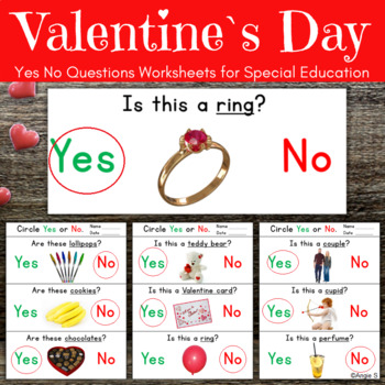 Yes/No Questions- Valentine`s Day