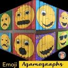 Emoji Agamographs + Writing!