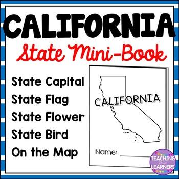 California State Mini-Book