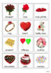 Autism & Special Needs Communication Cards - Valentine`s Day