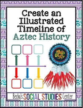 Create an Aztec Timeline: Six Significant Events