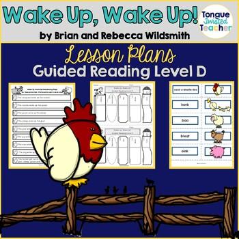 Wake Up, Wake Up! by Brian and Rebecca Wildsmith Level D G