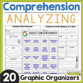 Reading Comprehension: Analyzing