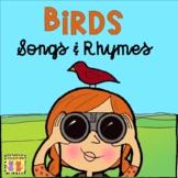 Birds Songs & Rhymes