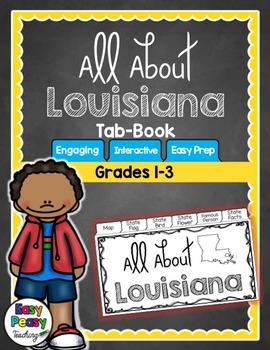 Louisiana Tab-Book