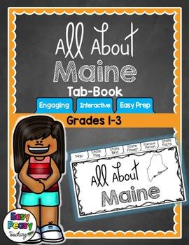 Maine Tab-Book