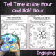 Telling Time Cootie Catchers
