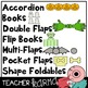 76 HALLOWEEN Foldables, Interactives & Flip Book TEMPLATES