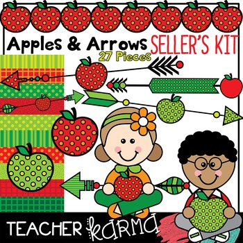Apples & Arrows SELLER'S KIT