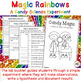 Making Rainbows {easy St. Patrick's Day Science experiment}