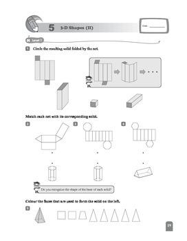 (6A) 5 3-D Shapes (II)