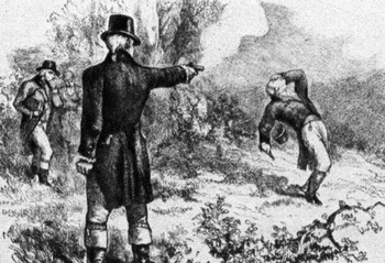 #7 With a Bullet: Andrew Jackson's Mystcal Relationship wi
