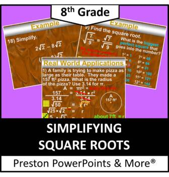 (8th) Approximating Square Roots and Repeating Decimals in