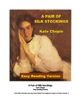 """""""A Pair of Silk Stockings"""" Mp3 and Easy Reading Text"""