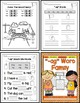 -AG Word Family Practice Printables