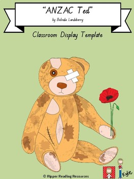 """""""ANZAC Ted"""" Display Template"""