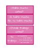 -AR Conversation Cards: Buen Viaje Chaps. 3 & 4