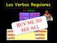 -AR, -ER, IR VERBS Spanish 1 and 2