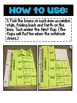 {Addition} Math Facts Accordions for Interactive Notebooks