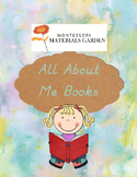 """""""All About Me"""" Book Template for the Classroom"""
