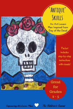 """""""Antique Skulls"""""""