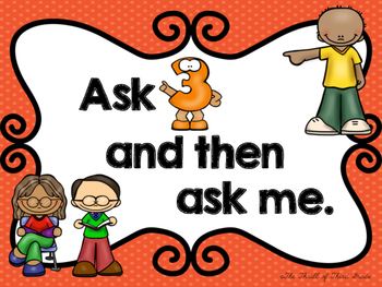 Ask 3 Poster