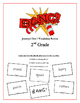 """BANG!"" 2nd Grade Houghton Mifflin Journeys Unit 1 Vocabul"