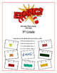 """BANG!"" 3rd Grade Division Facts with Arrays Common Core Game"