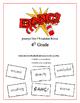 """BANG!"" 4th Grade Houghton Mifflin Journeys Unit 3 Vocabul"