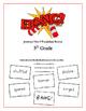 """BANG!"" 5th Grade Houghton Mifflin Journeys Unit 5 Vocabul"