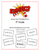 """BANG!"" 5th Grade Houghton Mifflin Journeys Unit 6 Vocabul"