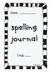 ** BUNDLE** 10 & 20 words per week Data Tracking Spelling
