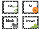 {BUNDLE} Dolch Sight Word Flashcards. ALL 5 SETS!