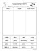 """Ballpark"" Estimates Math Measurement Review Worksheet Pac"