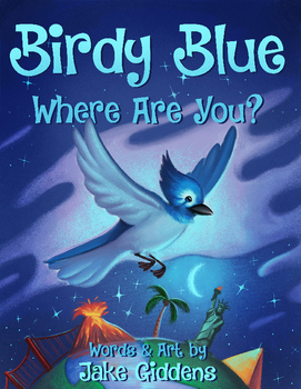 'Birdy Blue: Where Are You?' eBook