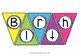 'Bright Dots' Classroom Birthday Board