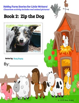(Bundle 1) Hobby Farm Stories: Books 1& 2- SMART Board and