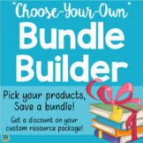CHOOSE YOUR OWN Custom Bundle Builder