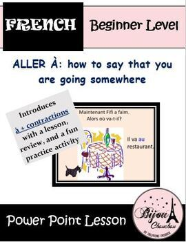 À & Contractions: How to Use À to Say You are Going Somewh