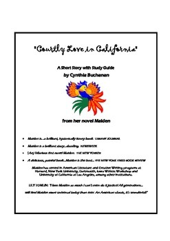 """Courtly Love in California"" short story with study guide-"